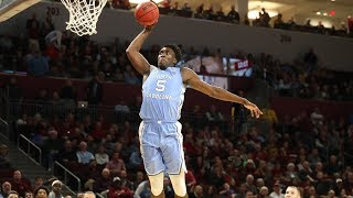 Download UNC Men's Basketball: Carolina Flies Past Elon, 116-67 Video