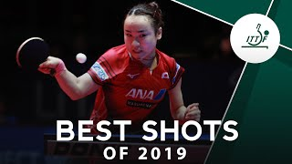 Download Best Table Tennis Shots of 2019 Video
