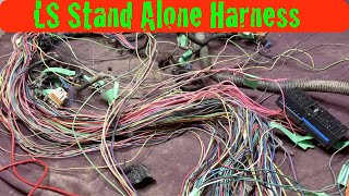 Download Ls Stand Alone Wiring Harness Would you Tackle This Video