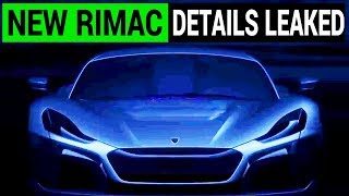 Download Rimac Concept Two Details Leaked Video