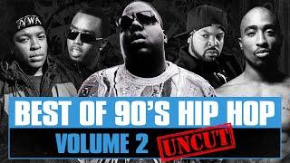 Download 90's Hip Hop Mix #02 |Best of Old School Rap Songs | Throwback Rap Classics | Westcoast | Eastcoast Video