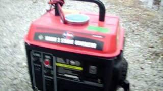 Download 2 Stroke Generator Cold Start Video
