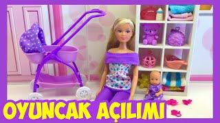 Download Steffi Love Barbie - Bebek Arabalı Set Açılımı 👶🏻 Video