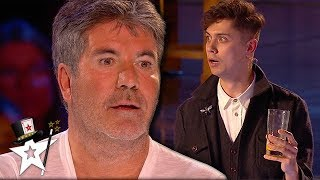 Download Simon Cowell Can't Believe His Eyes! Magician SHOCKER on BGT 2019 | Magicians Got Talent Video