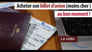 Download Acheter son billet avion au bon moment Video