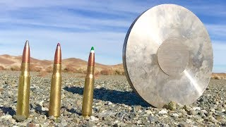 Download 50CAL vs Stainless Steel - heavy sniper rifle Video