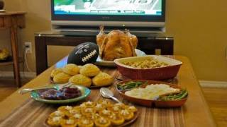Download Thanksgiving Dinner in One Hour! Video