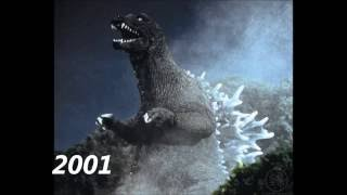 Download The Evolution of Godzilla (1954-2016) Video