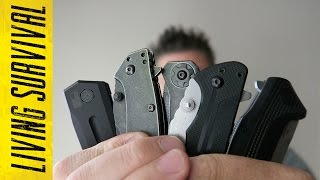 Download Top 5 Kershaw Folding Knives of 2015 Video