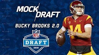 Download 2018 NFL Mock Draft Post Combine 2.0 | Bucky Brooks | NFL Highlights Video