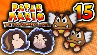 Download Paper Mario TTYD: The Best Soup Ever - PART 15 - Game Grumps Video