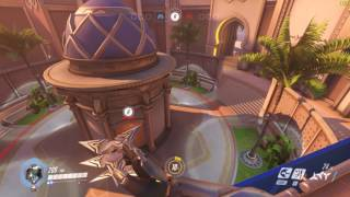 Download New Overwatch Map - Oasis (City Center) Video