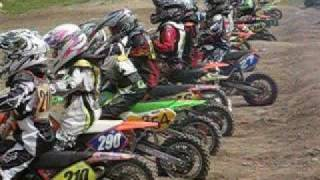 Download Robbie Murchison racing 65cc B grade motocross at Stanmore Park 05 Oct 2008 Video
