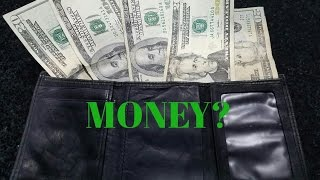 Download FOUND WALLET WITH CASH! PHONE STORE DUMPSTER DIVE! Video