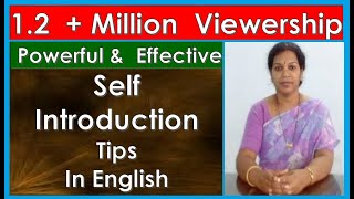 Download ″Self Introduction at Interviews″ Tips in English Video