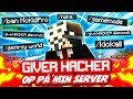 Download GIVER HACKER OP PÅ MIN SERVER!! Video