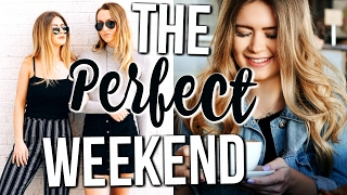 Download WEEKEND IN MY LIFE: The Perfect Weekend Video