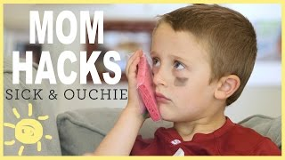 Download MOM HACKS ℠ | Sick & Ouchie! (Ep.8) Video