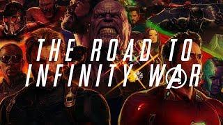 Download MCU Supercut - The Road To Infinity War Video
