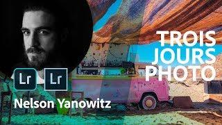 Download Trois Jours Photo 1/3 | Une journée avec Nelson Yanowitz | Adobe France Video