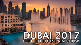 Download The Dubai Fountain - Bassbor Al Fourgakom 2017 Video