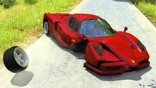 Download High Speed Driving Fails&Crashes #11 - BeamNG Drive Video