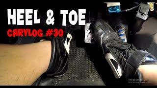Download TUTORIAL HEEL & TOE ? | CARVLOG #30 ″INDONESIA″ Video