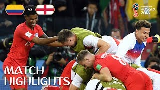 Download Colombia v England - 2018 FIFA World Cup Russia™ - Match 56 Video