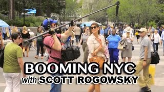 Download Booming NYC: Recording Strangers' Conversations Video