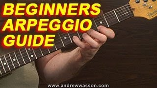 Download Beginners Guide to Arpeggios Video