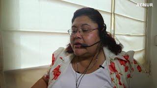 Download Una refugiada guatemalteca construye una nueva vida en México Video