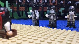 Download LEGO PIRATES OF THE CARIBBEAN DEAD MEN TELL NO TALES GHOST CLIP Video