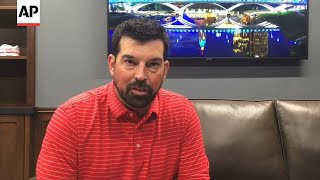 Download Ohio State coach Ryan Day takes over Video