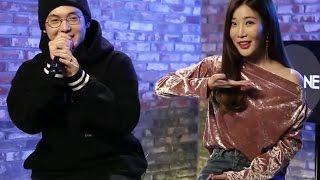 Download Mad Clown 매드 클라운 & Lee Haeri 이해리 - Interview Video
