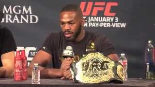 Download UFC 182 Post-Fight Press Conference: Jon Jones Says 2015 is ″The Year″ Video