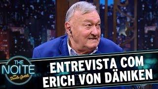 Download Entrevista com Erich von Däniken | The Noite (26/05/17) Video