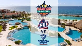 Download Cancun Challenge: NJIT vs Georgia State - NO AUDIO- Video