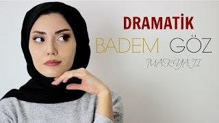 Download DRAMATİK BADEM GÖZ MAKYAJI || Dramatic cat eye makeup tutorial Video