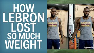Download The Science Behind How LeBron James Lost All That Weight Video