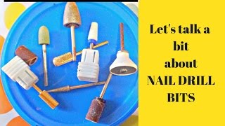 Download Nail Drill Bits Explained for Beginners Video