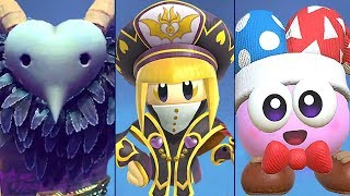 Download What Will Happen If The Bosses in Kirby Star Allies Join Forces To Battle Kirby? (Glitches) Video