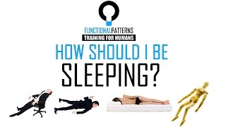 Download SLEEP - What is the Best Sleeping Position Video
