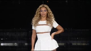 Download Beyoncé - Run The World (Girls) [LIVE + HD] The Mrs. Carter Show World Tour Intro + Opening Video
