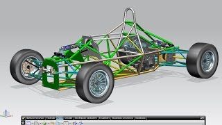 Download FORMULA 1 chassis Video