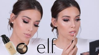 Download FULL FACE USING ONLY E.L.F MAKEUP TUTORIAL | ELF DID THAT! Video