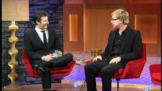 Download Adam Hills IGST | Jason Byrne interview - Episode 5 | 8.30pm Wednesdays, ABC1 Video