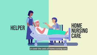 Download CareShield Life - How does it benefit James? Video