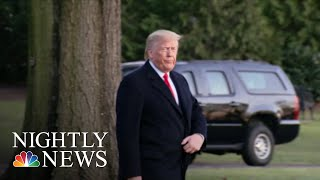 Download Key Republican Senators Now Open To Witnesses In Trump Impeachment Trial | NBC Nightly News Video