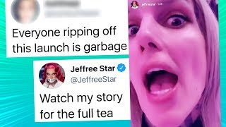 Download Jeffree Star Speaks Up After Seeing What Fans Did to Shane Dawson Palette Video