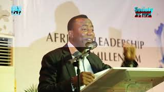 Download SOWORE LAMBAST BUHARI, ATIKU , OBASANJO AND OTHERS..*A MUST WATCH* Video